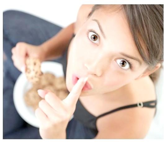 Що робити, щоб не хотілося їсти