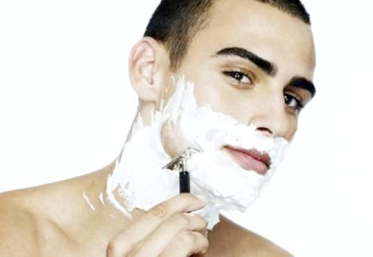 Як голити щетину