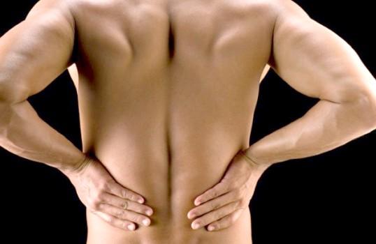 Як робити гімнастику для хребта