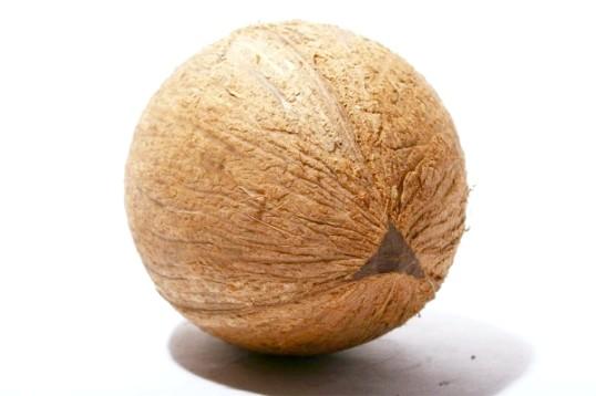 Як колоти кокос