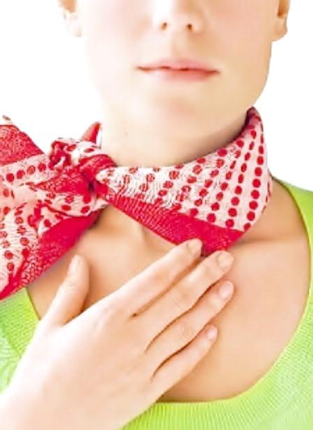 Як лікувати пухке горло
