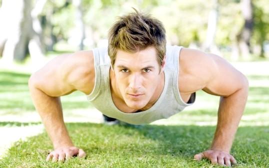Як накачати м'язи без заліза