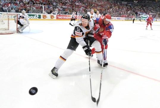 Як навчити грати в хокей