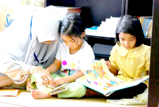 Як навчити дитину слову