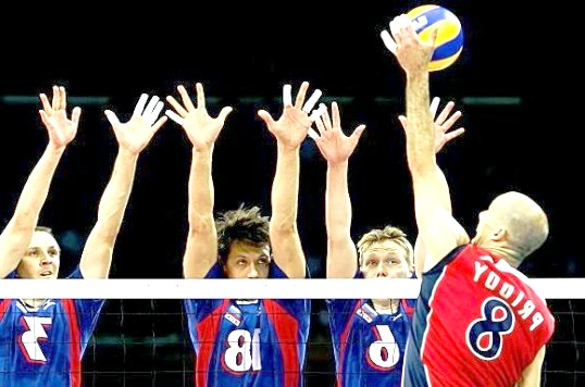 Як навчитися стрибати у волейболі