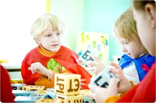Як навчати дитину в 4 роки