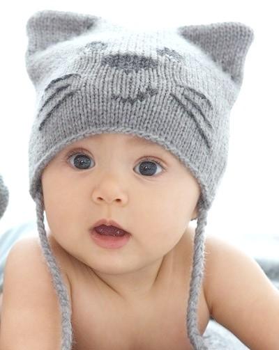 Як визначити розмір шапки дитини