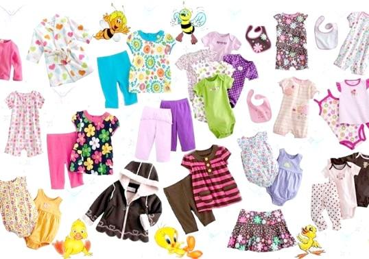 Як визначитися з розміром одягу дитини