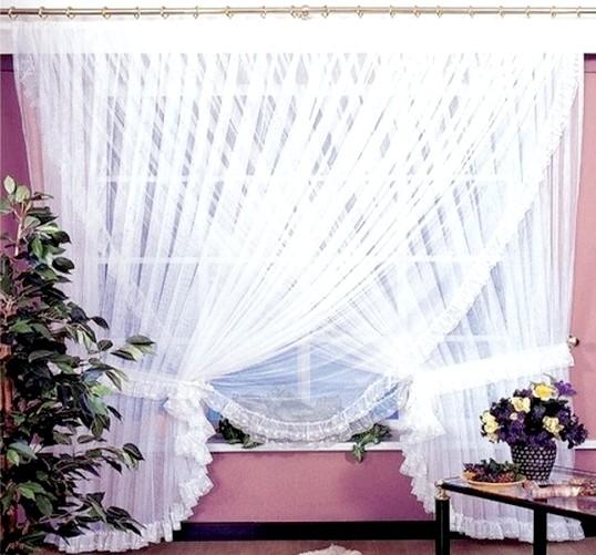 Як відбілити штори