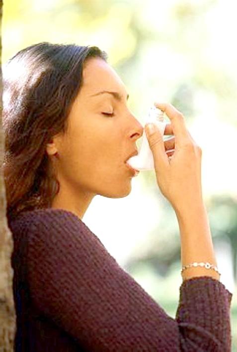 Як перемогти астму