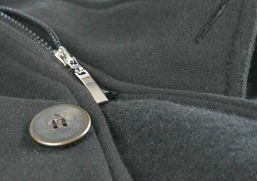 Як почистити чорне драпове пальто