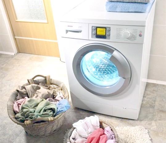 Як підключити пральну машину до води