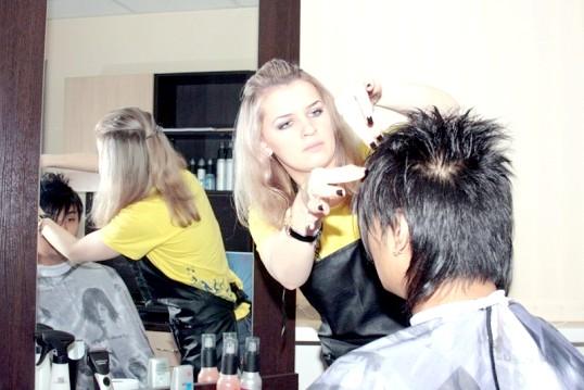 Як підстригти підлітка
