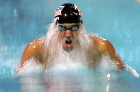 Як отримати розряд з плавання