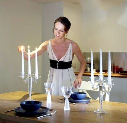 Як запросити в гості чоловіка