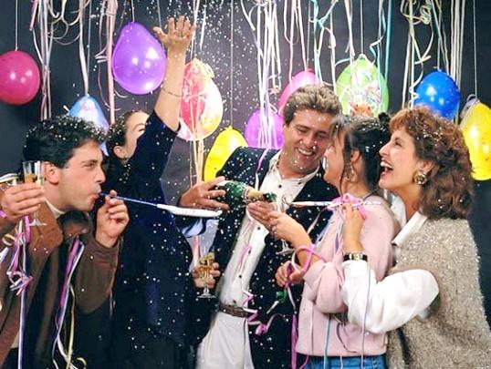 Як провести Новий рік з друзями