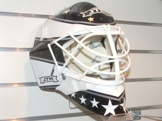 Як зробити хокейну маску