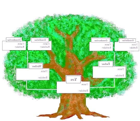 Як зробити родове дерево