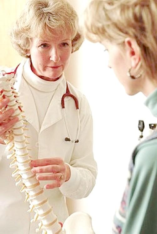 Як зняти біль при міжхребцевої грижі