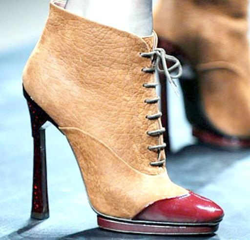 Як поєднувати взуття з одягом