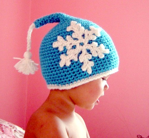 Як зв'язати зимову шапку гачком