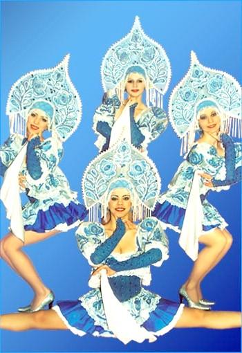 Як танцювати російські танці
