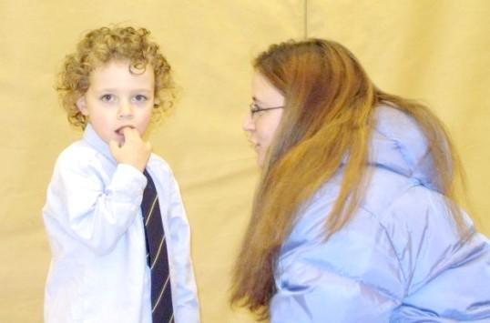 Як вмовити дитину лікувати зуби