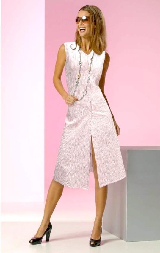 Як зменшити розмір сукні