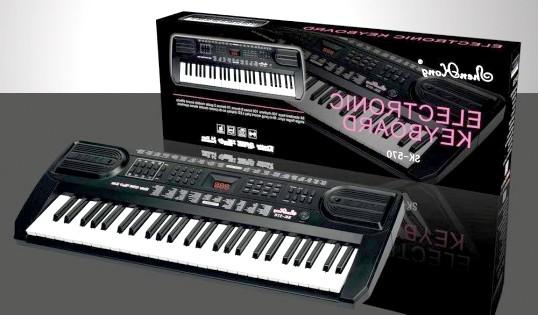 Як вибрати синтезатор для дитини