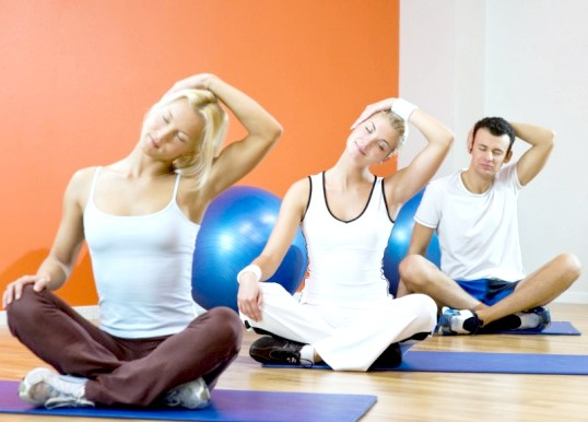 Як виконувати гімнастику для хребта