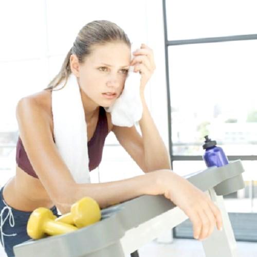 Чому не можна їсти після тренування