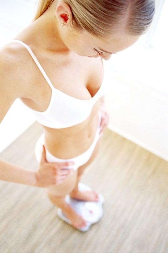 Чому вага зростає