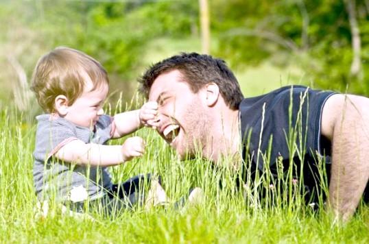 Як навчитися бути батьком