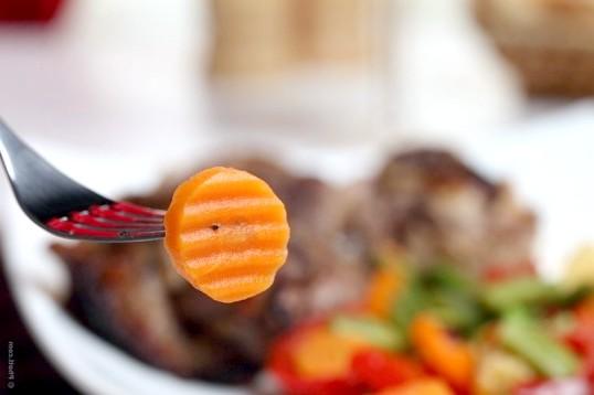 Як приготувати яловичину з овочами
