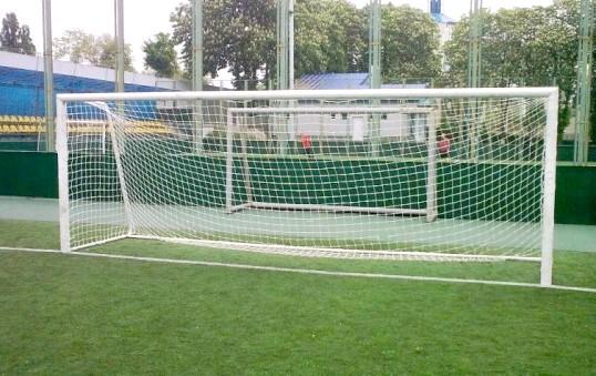 Як зробити футбольні ворота
