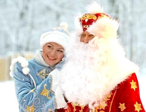Як зшити костюм Діда Мороза