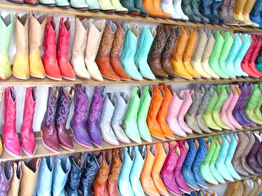 Як вибрати осінні жіночі чоботи