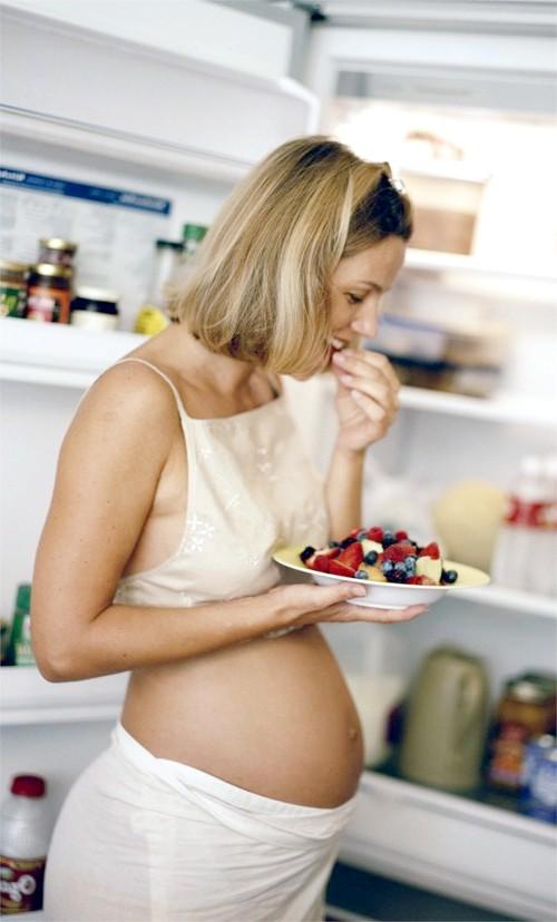 Що потрібно їсти під час вагітності