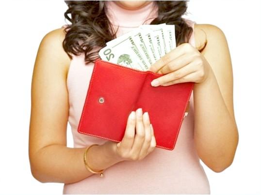 Як попросити у чоловіка гроші