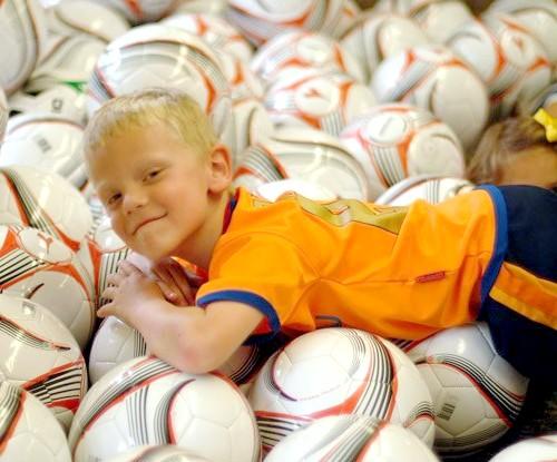 Як розвинути в дитині активність