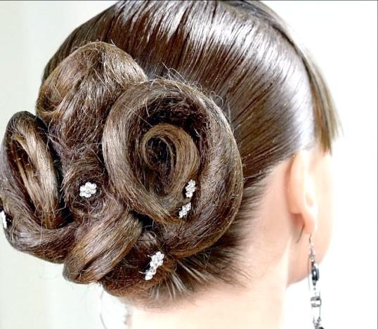 Як зробити зачіску буклі