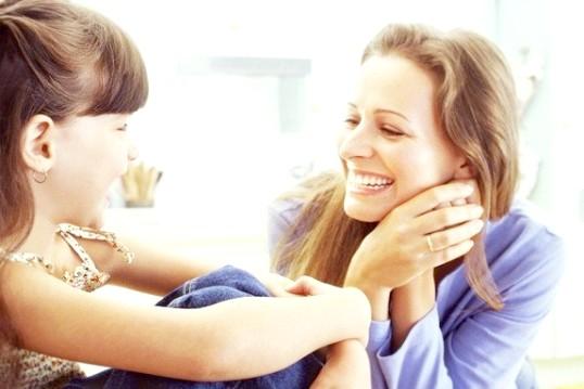 Як стати кращою подружкою для дочки