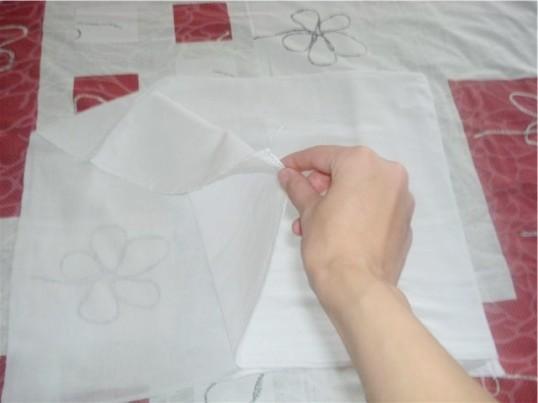 Як складати марлевий підгузник