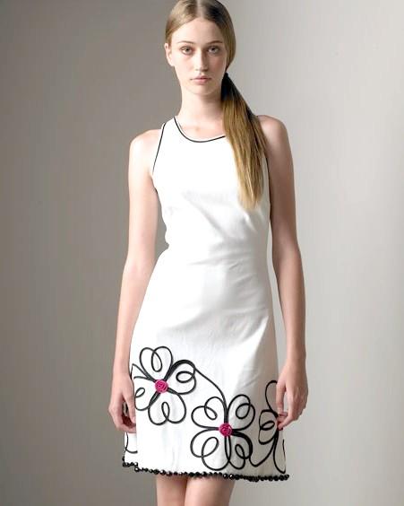 Як декорувати плаття