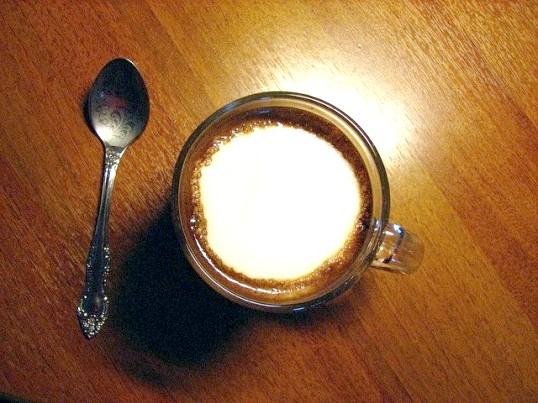 Як робити каву з пінкою