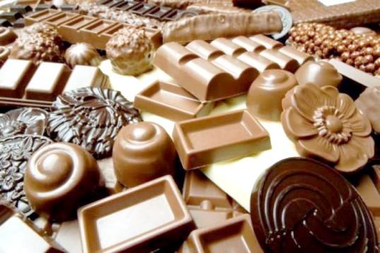 Як зберігати шоколадні цукерки