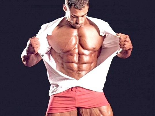 Як накачати м'язи без жиру