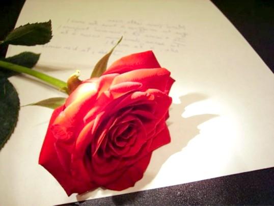 Як написати любовний лист хлопцю