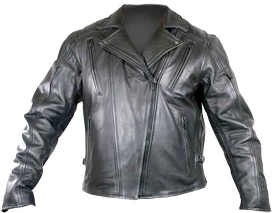 Як відпрасувати шкіряну куртку