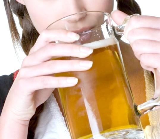 Як пиво впливає на жіночий організм